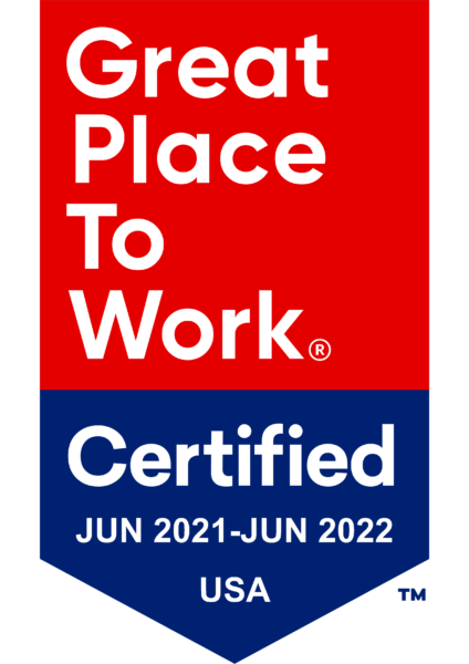 Place to work Certified